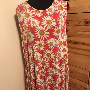 AGNES & DORA sunflower tunic